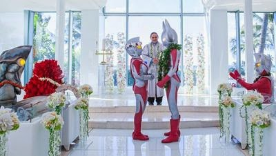 Ultraman no Havaí