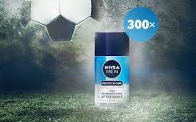 300 játékos kedvű urat keresnek, akik ingyenesen tesztelnék a NIVEA MEN legújabb termékét!