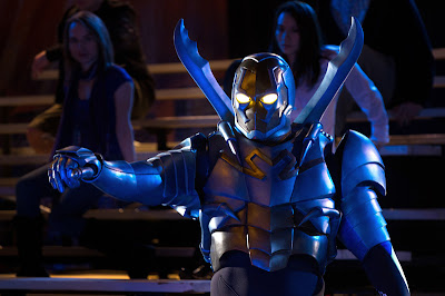 """Smallville - """"Booster"""" - Jaden Brandt Bartlett as the Blue Beetle"""
