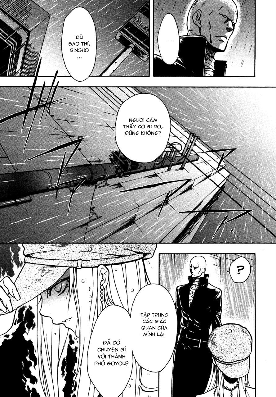 Shiki Tsukai chap 13 - Trang 18