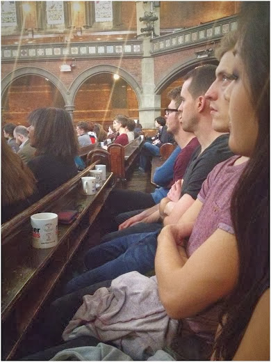 Music and Tea at the Union Chapel Daylight Music