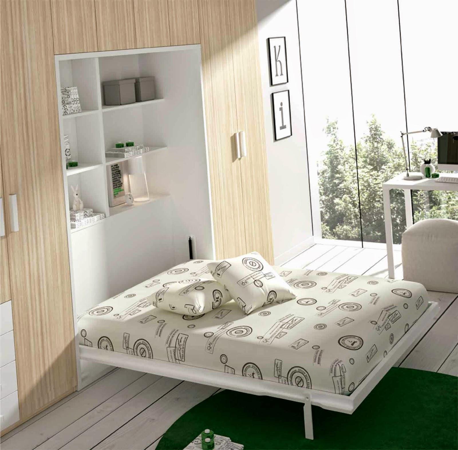 Camas abatibles de matrimonio literas y camas abatibles - Sistema cama abatible ...