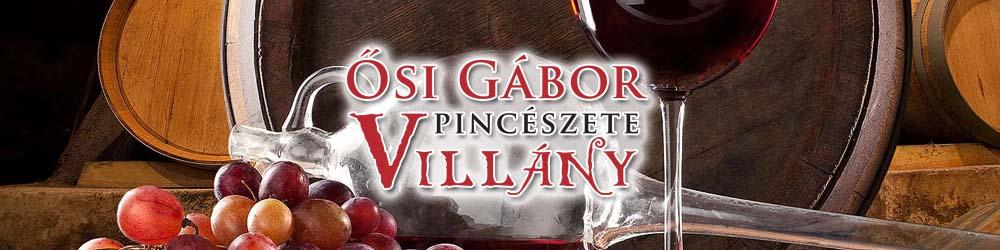 Ősi Gábor Pincészete Villány