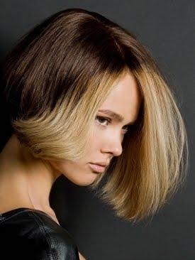 Poze, tunsori cu suvite blonde