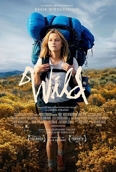 Cheryl Strayed Wild Movie Poster