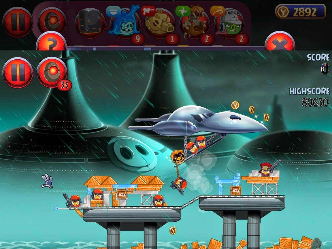 Download angry birds star wars 2 v1 5 1 for pc free - Angry birds star wars 7 ...
