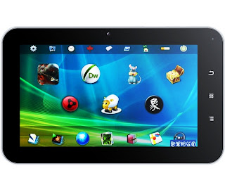 Treq A10C-8GB Tablet PC