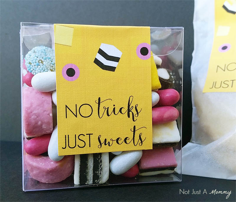 Licorice Allsorts Favor Labels for box; free download