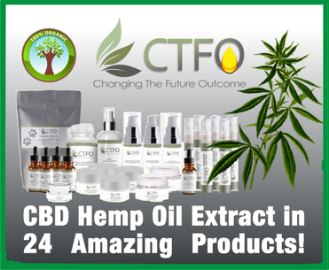Chew The Fat Off 100% Hemp Oil products
