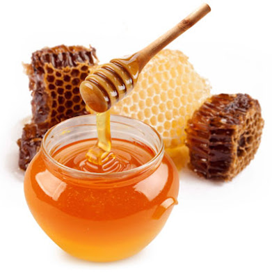 Tắm trắng bằng chanh và mật ong