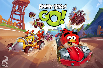 Angry Birds Go! v1.0.1 APK + DATA Unlimited Golds Hack