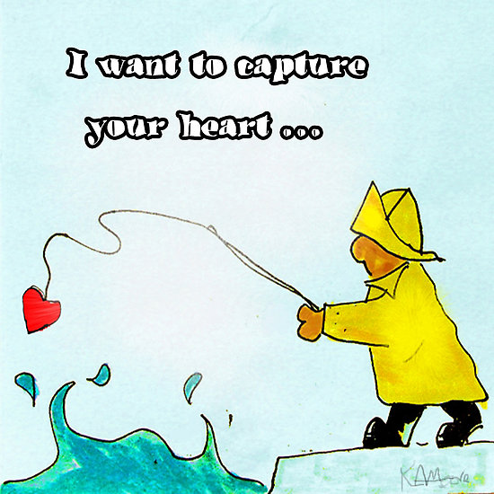 How to capture her heart