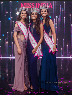 FBB Femina Miss India 2018 Hindi HDRip 720p | 480p