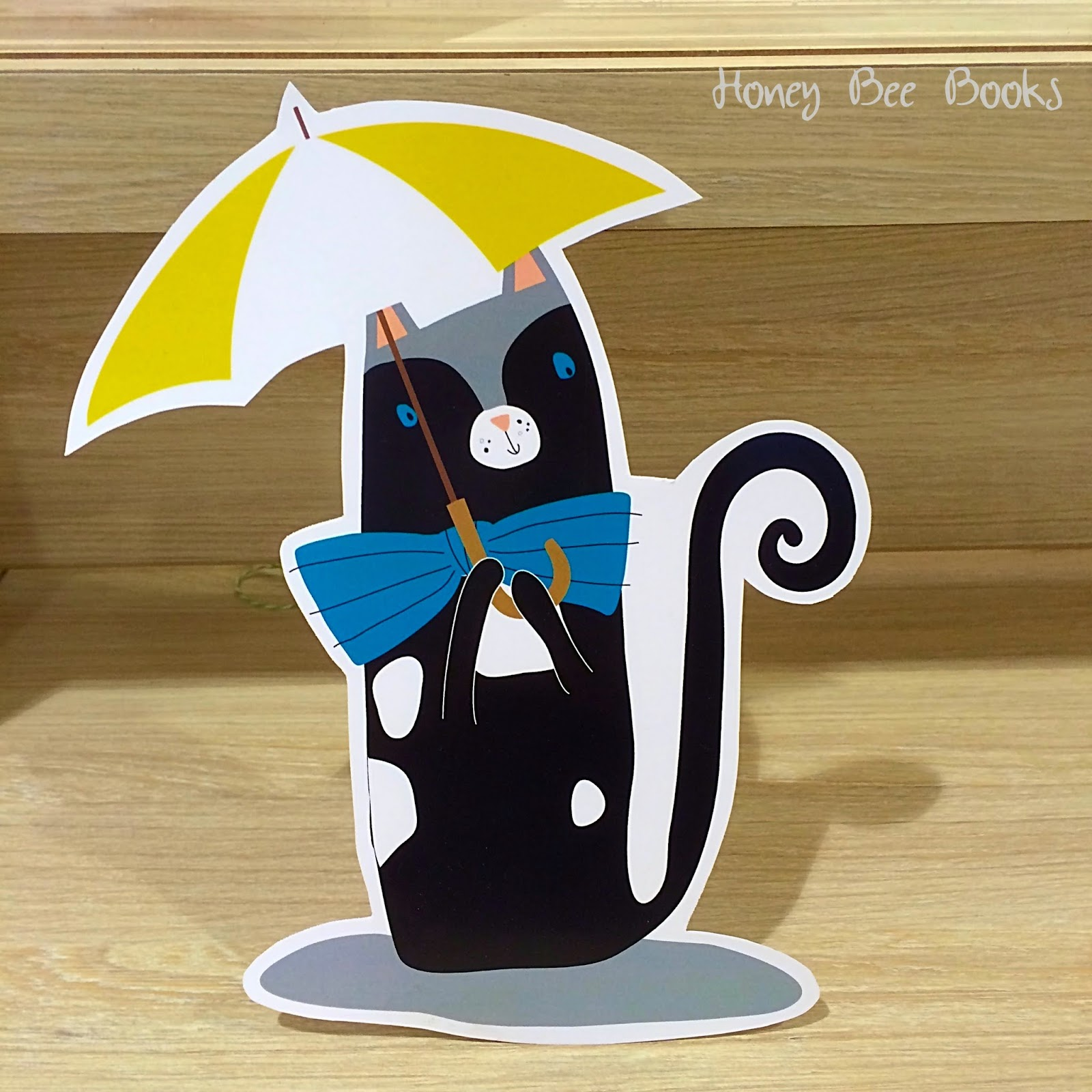 Little black cat from Tottie and Dot by Tania McCartney and Tina Snerling