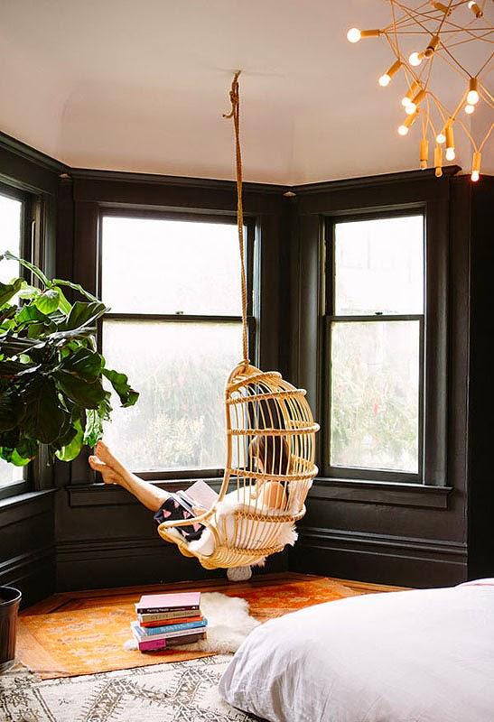 idee deco chambre fauteuil