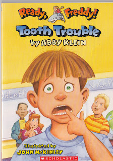 Tooth Trouble book