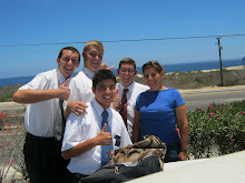 Elder Larkin in Cabo