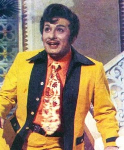 MGR in 'Nalla Neram' Movie