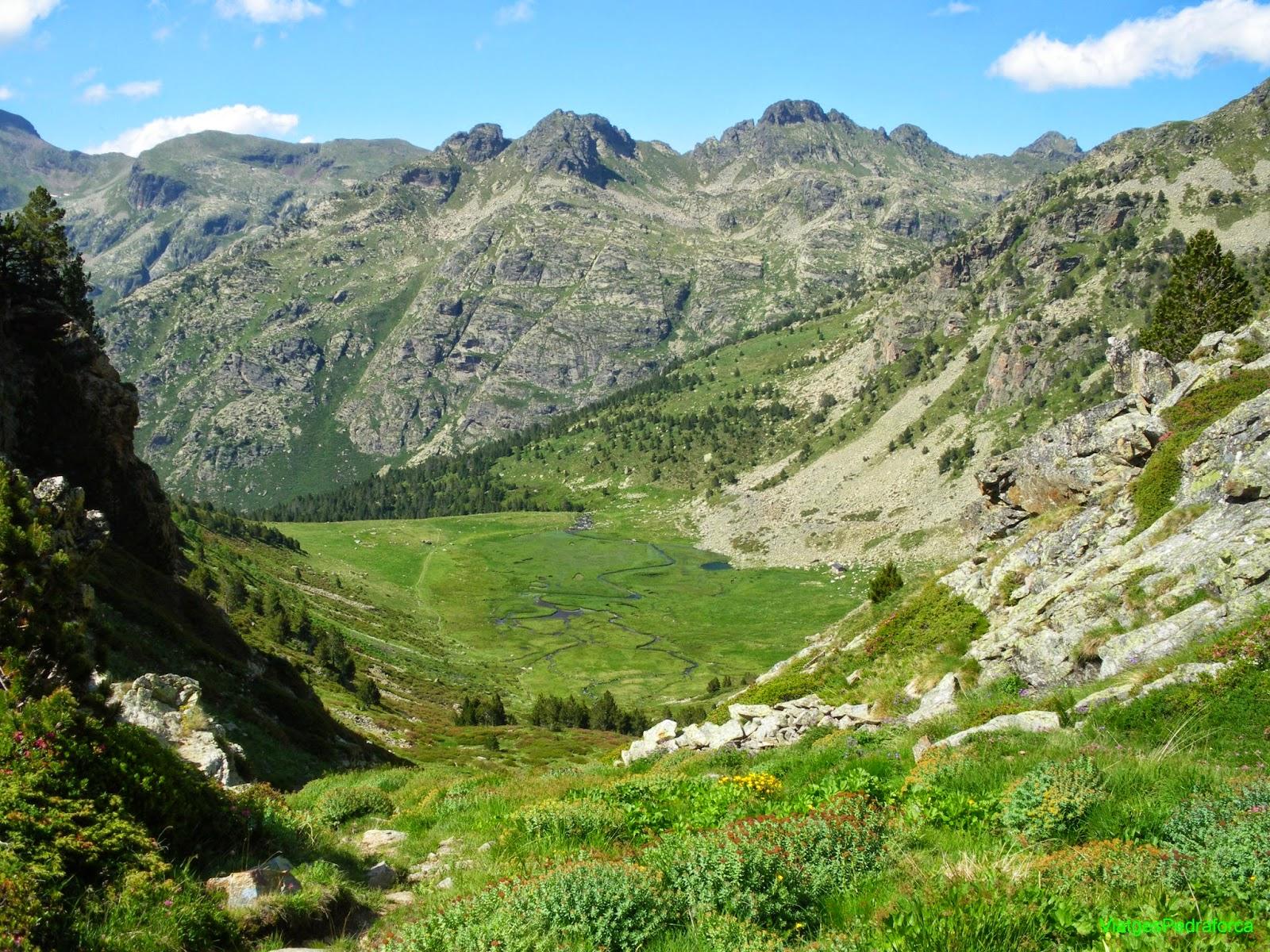 Vall d'Incles, Andorra, trekking, senderisme