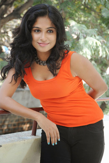 Actress Vrushali Latest  Picture Gallery in Jeans  26.jpg