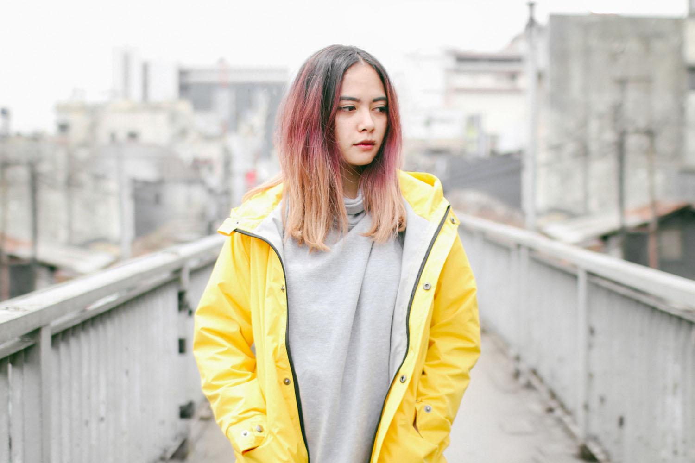 Ame Raincoat 1