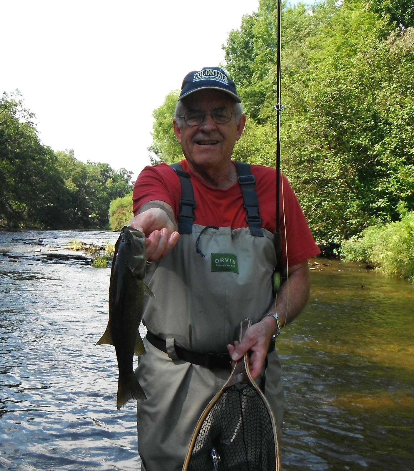 Western maryland fly fishing fly fishing 101 on the for Md trout fishing