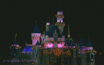 Disneyland Resort Anaheim Fantasyland Castle
