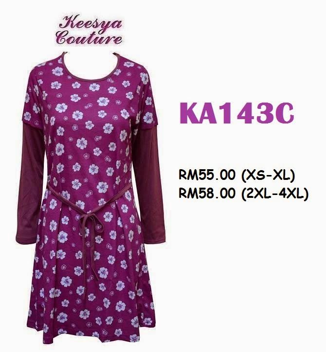 T-shirt-Muslimah-Keesya-KA143C