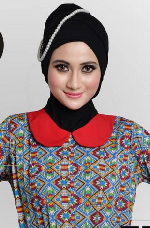 Jilbab Wisuda Model Terbaru