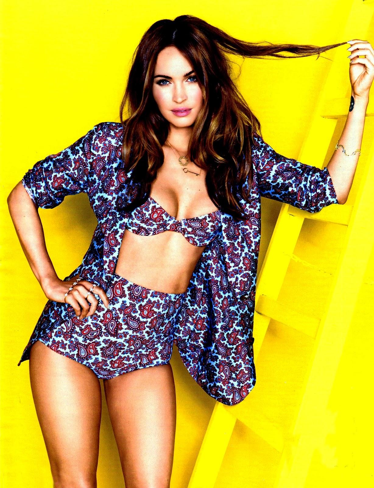 Megan Fox Cosmopolitan