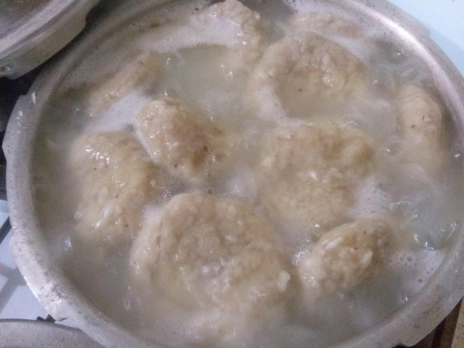how to make cassava dumplings