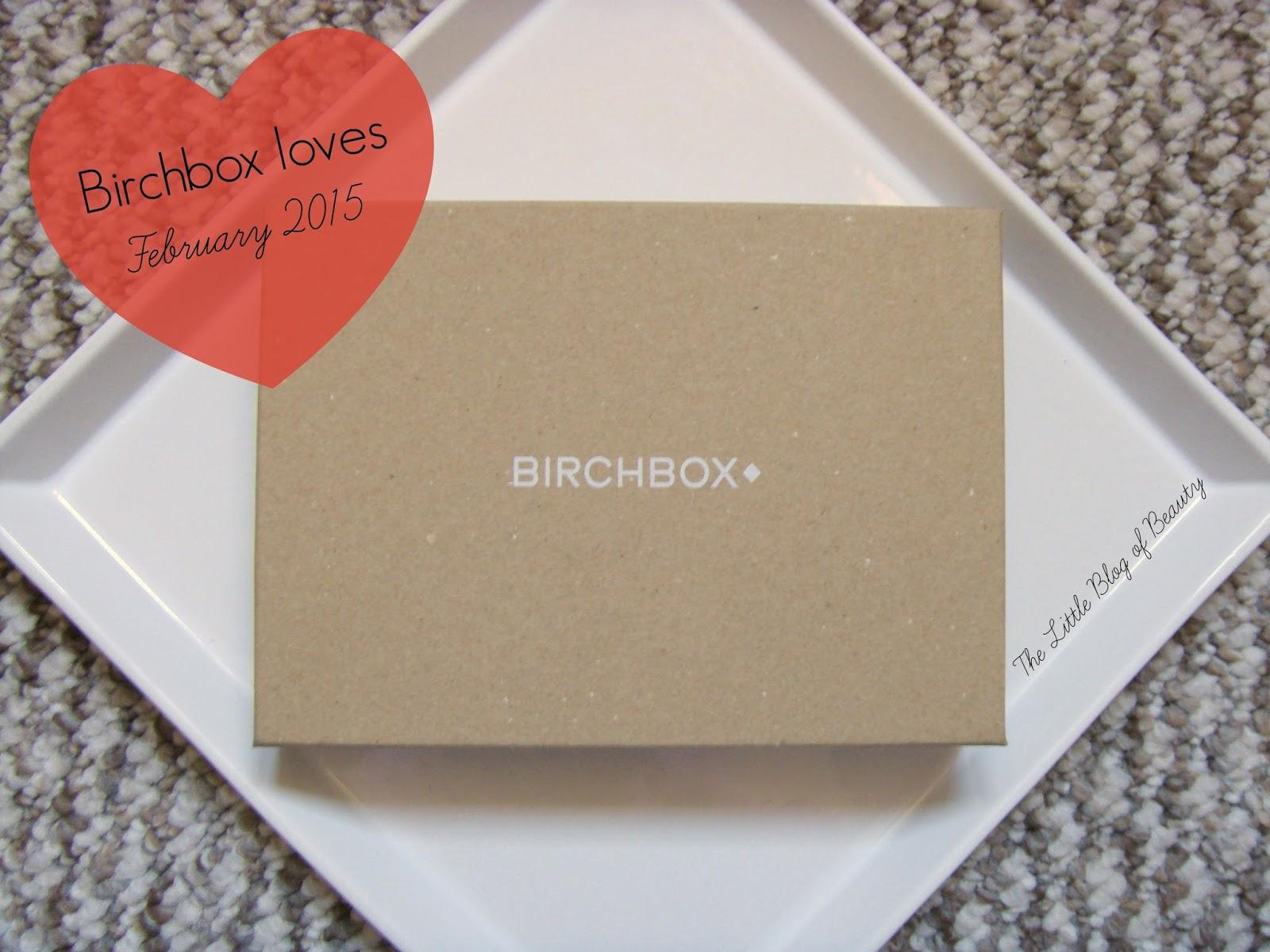 Birchbox Loves February 2015