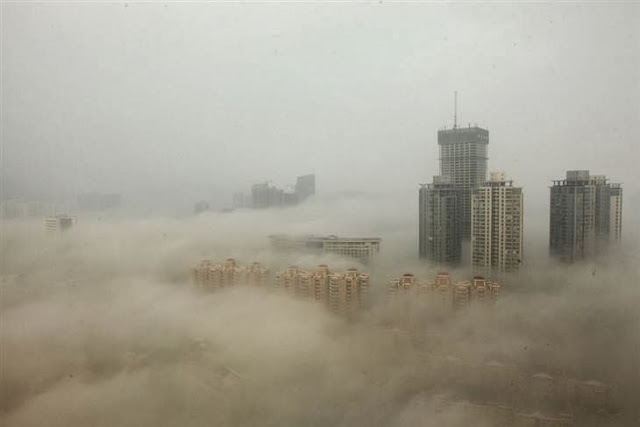 China needs to fully mobilize and engage in a war on pollution