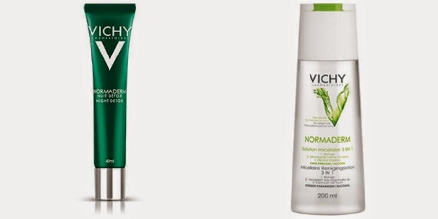 Hautpflege von Vichy