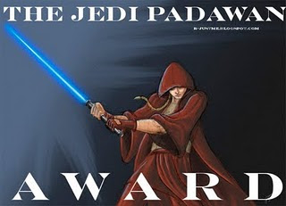 The Jedi Padawan Award!
