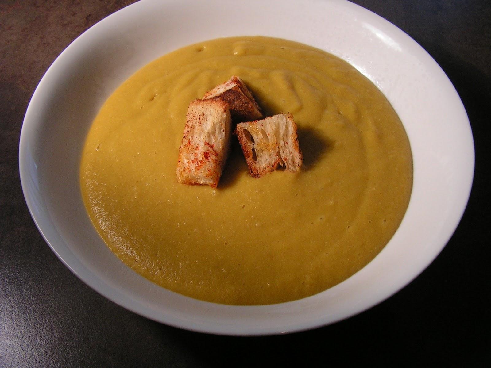 Les gourmandises de lydie soupe de lentilles corail thermomix - Soupe de brocolis thermomix ...