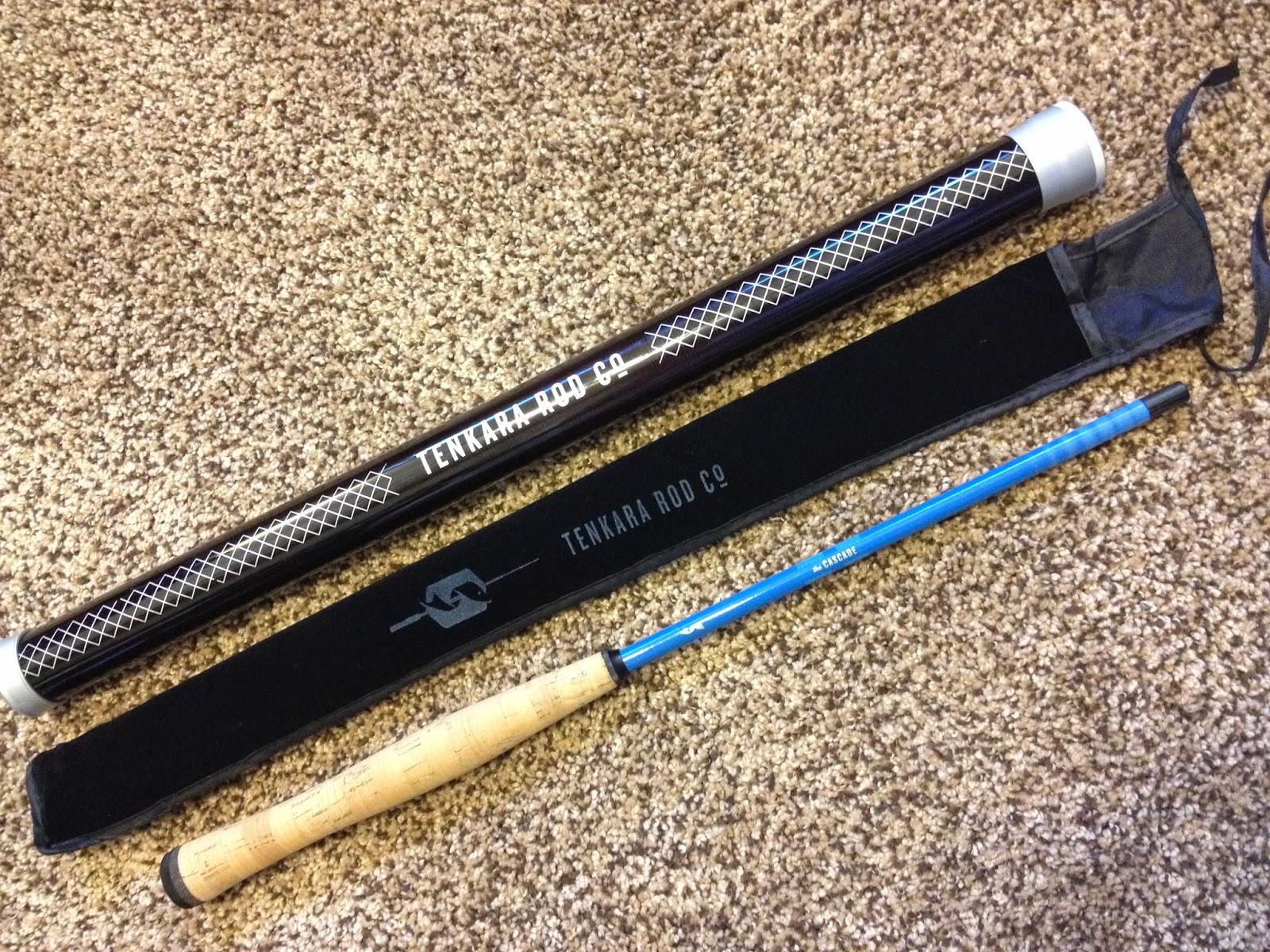 Teton tenkara tenkara rod co cascade rod review for Tenkara fishing rods