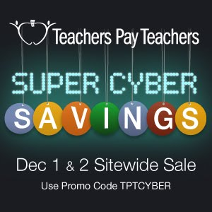 Christmas Sale on TPT!