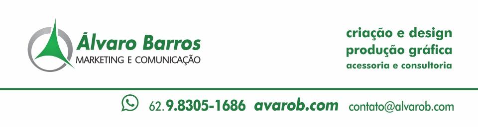 Álvaro Barros - Comunicação e Design