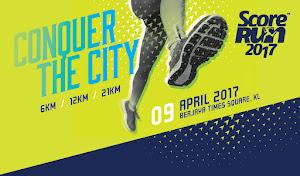 Score Run 2017 - 9 April 2017