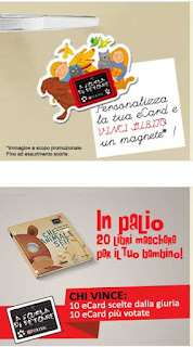 20 libri maschere + Magnete gratis