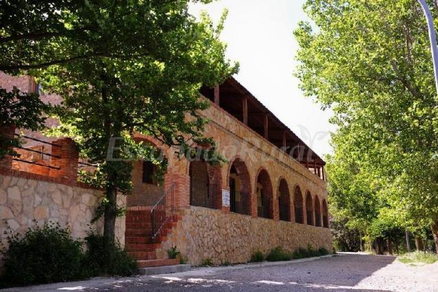 Casa rural La Glorieta L'Avella