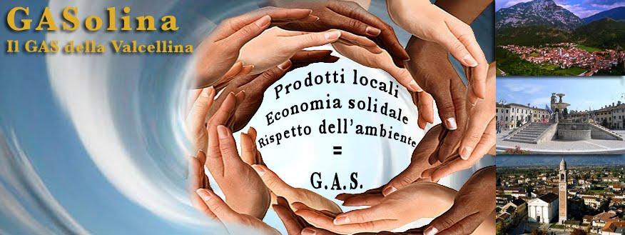 GASolina, il GAS della Valcellina