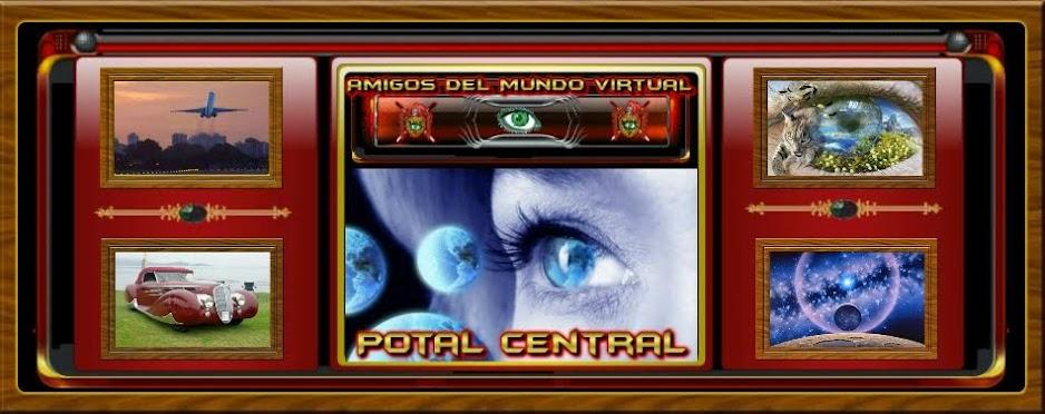 Portal Central - Amigos del Mundo Virtual