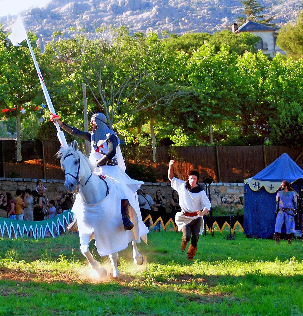 Fiestas Medievales, Guía de Manzanares el Real, Tu Maleta.