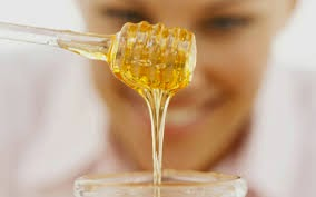 Masker madu untuk relaksasi wajah