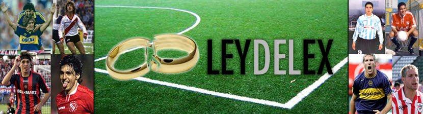 LEY DEL EX