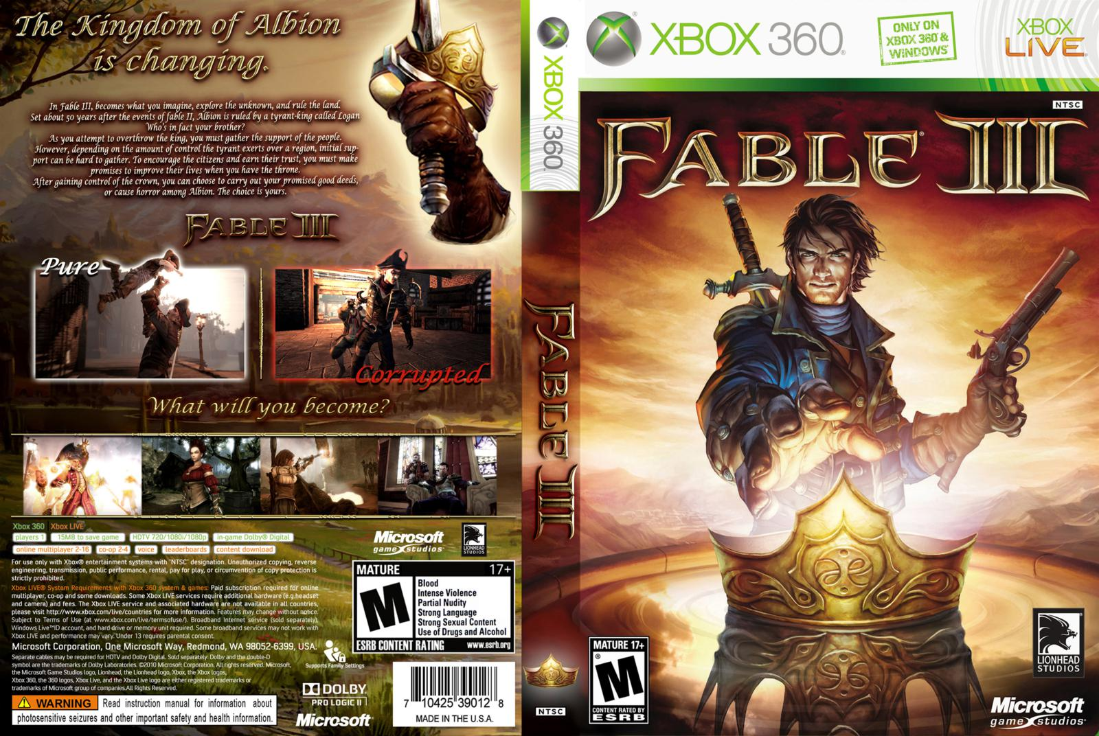 Fable 2 nudity sexy video