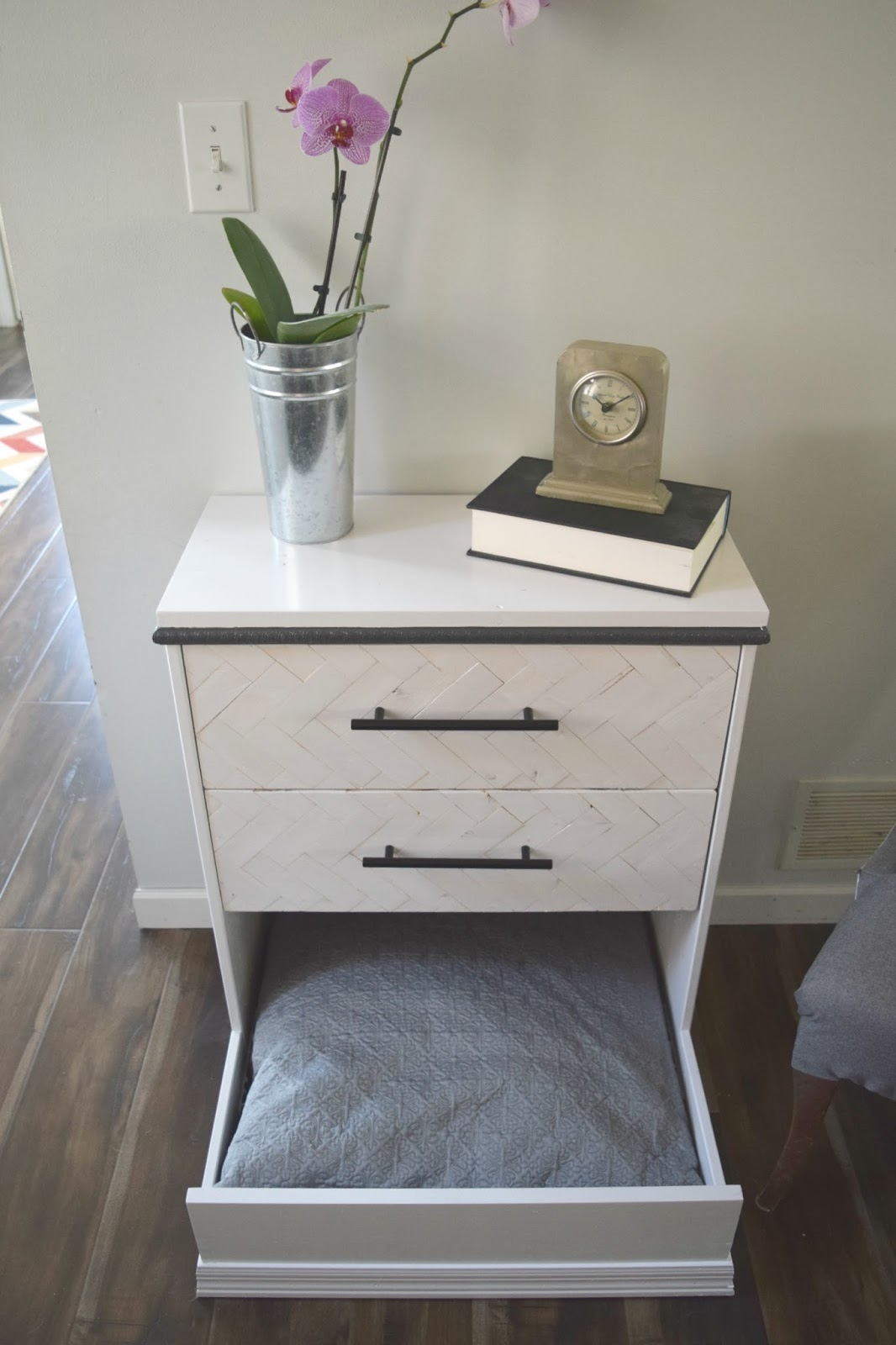 I Also Like That It Makes This Piece Look Cohesive With The Bed And Dresser Meshing Well