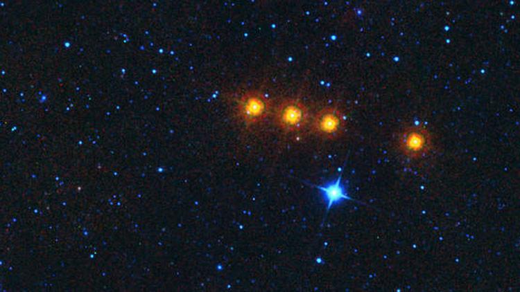 Asteroides que amenazan la tierra.